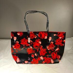 Victoria's Secret - Rose Floral Tote